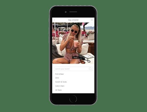 app cirkle op iphone